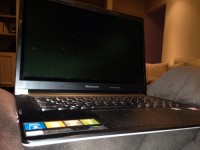 "Laptop , Electronics, Lenovo S415, 14"" Lenovo Ideapad. Gently used. Back to factory settings. Windows 8. Touchscreen. Very thin, light."