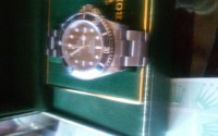 1991 rolex sea dweller 4000 , Luxury Watch, 1991 Sea Dweller x series, With case and papers