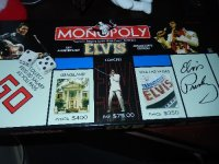 Elvis Memorabilia, Other, Elvis Monopoly, 25th anniversary collectible, Unwrapped but never used.