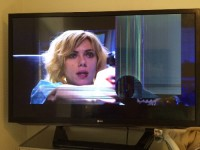 "LG TV 3D SMART WIFI 42"", Electronics, LG TV 3D SMART WIFI , works great (apps include pandora and Netflix) cracked screen"