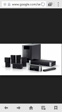 Bose lifestyle v20 , Electronics, Bose lifestyle v20 , 5.1 surround sound system