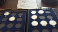 American Eagle silver dollars, Precious Metal or Stones, Silver coins, From 1986 to 2006
