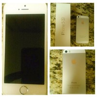White iPhone 5S 32 Gig No scratches No Cracks Unlocked, Electronics, AT&T White iPhone 5S 32 Gig Unlocked , No Cracks or Scratches it's like NEW in mint condition with box and charger