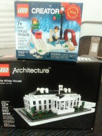 lego edition 40107 / lego edition 21006, Other, Lego edition 40107 /lego edition 21006 still new in box