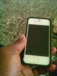 iPhone 4, Electronics, iPhone 4s, lots of apps a crack on the corner very small screen very good camera snaps good