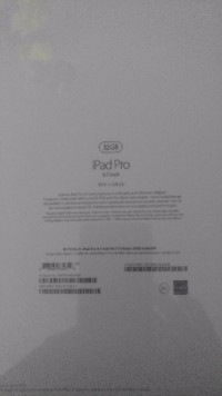 Apple iPad Pro 9.7 Inch 32 GB Gold WiFi + Cellular, Apple iPad Pro 9.7 Inch 32 GB Gold WiFi + Cellular, 2016, New still in sealed box.