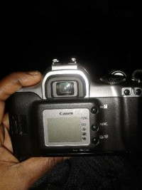 camera, Other, Camera with stand and extra lens and case.