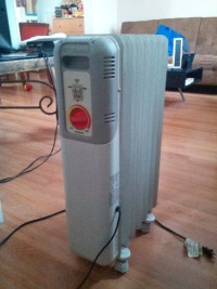Lakewood Oil filled space heater, Electronics, Lakewood, 120V AC 12.5 amps
