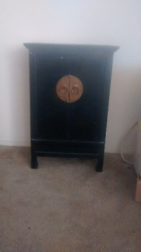 oriental antique, Other, Furniture holds alot
