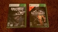 Call of Duty Ghost and Battlefield 3, Other, Both games are in working condition