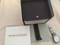 Baume & mercier watch, Luxury Watch, Baume mercier, MOA10061, Like new, box, automatic, working