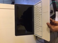 Labtop, Electronics, Google chrome , Couple months old all white no damages.