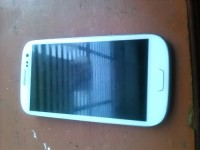 cell phone, Electronics, Galaxy 3 schr530m, Big screen
