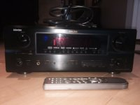 Denon AV Surround Receiver, Electronics, Denon AVR-2307CI, Like new condition, no scratches, no dents.  Remote control included. UPDATE: Includes original owners manual and mic set up.