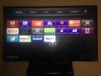 "39"" flat screen tv, Electronics, Vizio , smart tv, 39 inches"