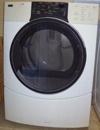Kenmore Front Load Dryer HE3, Other, It is in perfect mint condition. I have to move so I have to part with it. Kenmore last forever. Cash only.