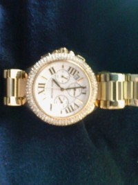 michael kors womens watch mk5756, Luxury Watch, michael kors mk5756, New, worn only once.. Fully functional..