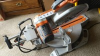 "12"" ridgid sliding saw , Tools, Equipment, 12"" ridgid sliding saw work really well."
