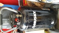 Huskey 33 gal compressor , Tools, Equipment, 33 gal 15 psi 1.7hp husky. Works!
