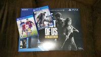 ps4, Electronics, Sony , Brand new comes with 3 games
