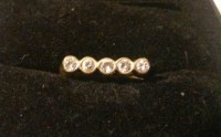 Diamond anniversary band, Jewelry, 14 kt band tw diamonds 1/2 kt, Bought at Lakemont jewelers in lavonia ga