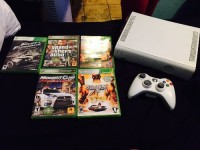 Xbox 360, Electronics, Xbox 360, 5 games game system all cables 1 control well taken care of
