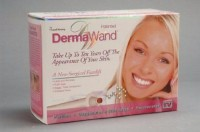 DermaWand, Other, Brand New with DermaWand uses the same technology as the big radio frequency machines that Doctors and Medical Specialists use for treatments to help manage the signs of premature aging. The difference: DermaWand uses lower amplitude that's perfect for everyday in-home use. Like the big machines, DermaWand provides instant stimulation, thereby providing a massage effect while at the same time delivering thermal energy and enriched oxygen. The results -- younger looking skin with only 2 three minute treatments a day. Best of all, you can do it in the comfort of your own home at a fraction of the cost of going to a doctor! DermaWand Works Because: