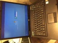 "Laptop, Electronics, HP laptop HSTNN-105C, Windows xp, 13"" screen, DVD/CD player"