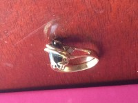 Ring, Jewelry, 14k, ring, 14k gold, size 7