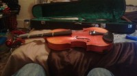 Suzuki Violin, Musical Instruments, Equipment, Suzuki Violin, size 4/4 Anno 1984 #220