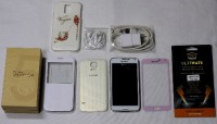 samsung galaxy s5, Electronics, Galaxy s5, Unlocked Samsung Galaxy s5 like new but with broken screen, not the digit, only the glass, I sell it with a brand new glass, all accessories, case and shock absorption screen protector.