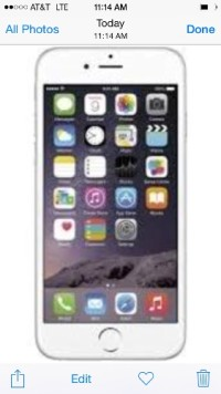 AT&T iPhone 6 plus, Electronics, AT&T iPhone 6 plus, iPhone 6 pulse AT&T 16gig