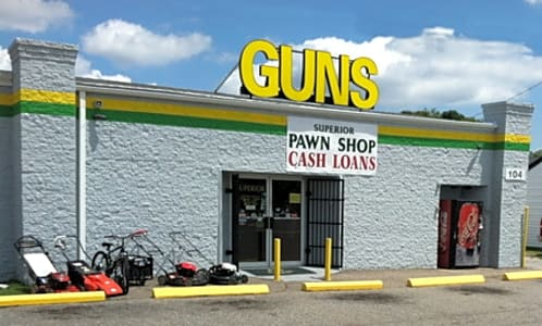 Superior Pawn & Gun - Hampton in Hampton – PawnGuru