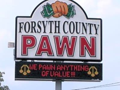 Forsyth County Pawn Shop in Cumming – PawnGuru