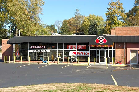 Rock Road Loan & Jewelry in Saint Louis – PawnGuru