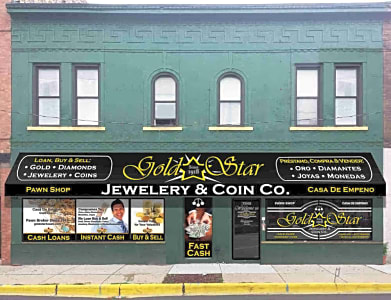 Gold Star Jewelry & Coin in Chicago – PawnGuru