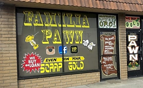 Familia Pawn in Norwalk – PawnGuru