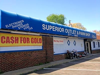Superior Outlet and Pawn Shop in Richmond – PawnGuru