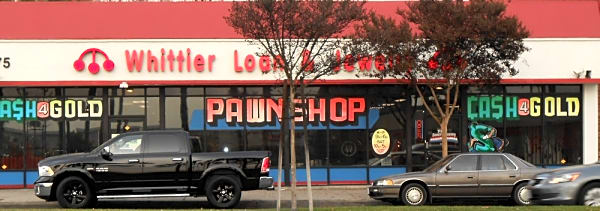 Whittier Loan & Jewelry in Whittier – PawnGuru