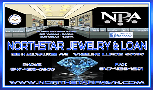 Northstar Jewelry & Loan in Wheeling  – PawnGuru