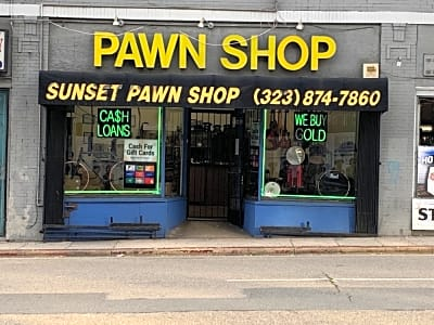 Sunset Pawnbrokers in Los Angeles – PawnGuru