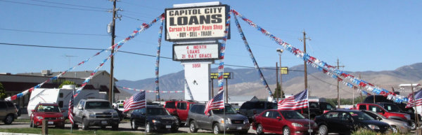 Capitol City Loans in Carson City – PawnGuru