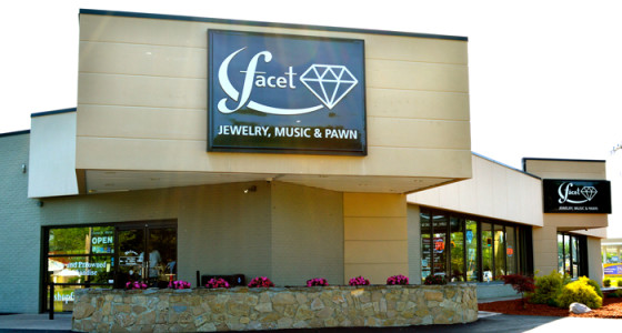 Facet Jewelry, Music, and Pawn, Inc in Amelia – PawnGuru