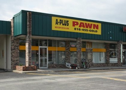 A Plus Pawn Shop in Claycomo – PawnGuru