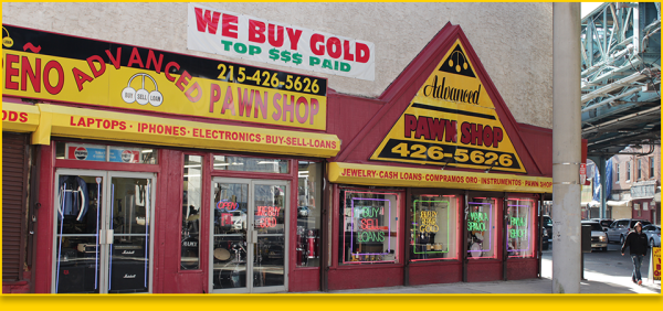 Advanced Pawn Shop in Philadelphia – PawnGuru