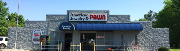 American Jewelry & Pawn in Rocky Mount – PawnGuru