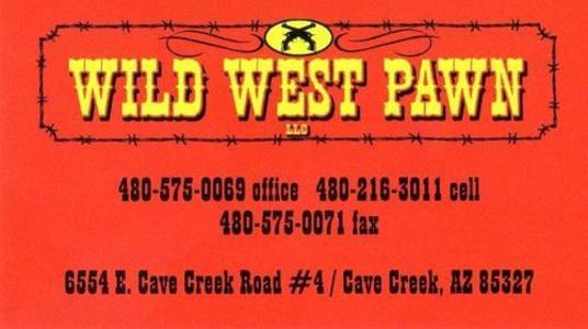 Wild West Pawn in Cave Creek – PawnGuru