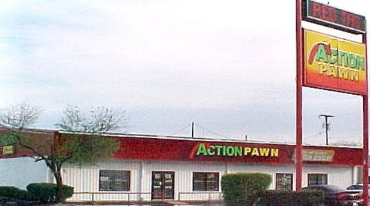 Action Pawn - S I H 35 in Round Rock – PawnGuru