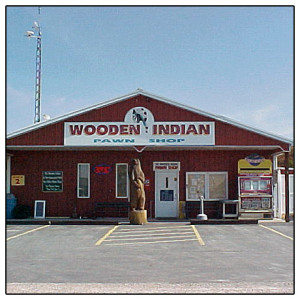 Wooden Indian Pawn Shop in Defiance – PawnGuru