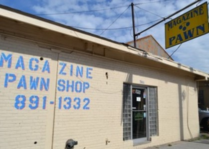 Magazine Pawn Shop in New Orleans – PawnGuru